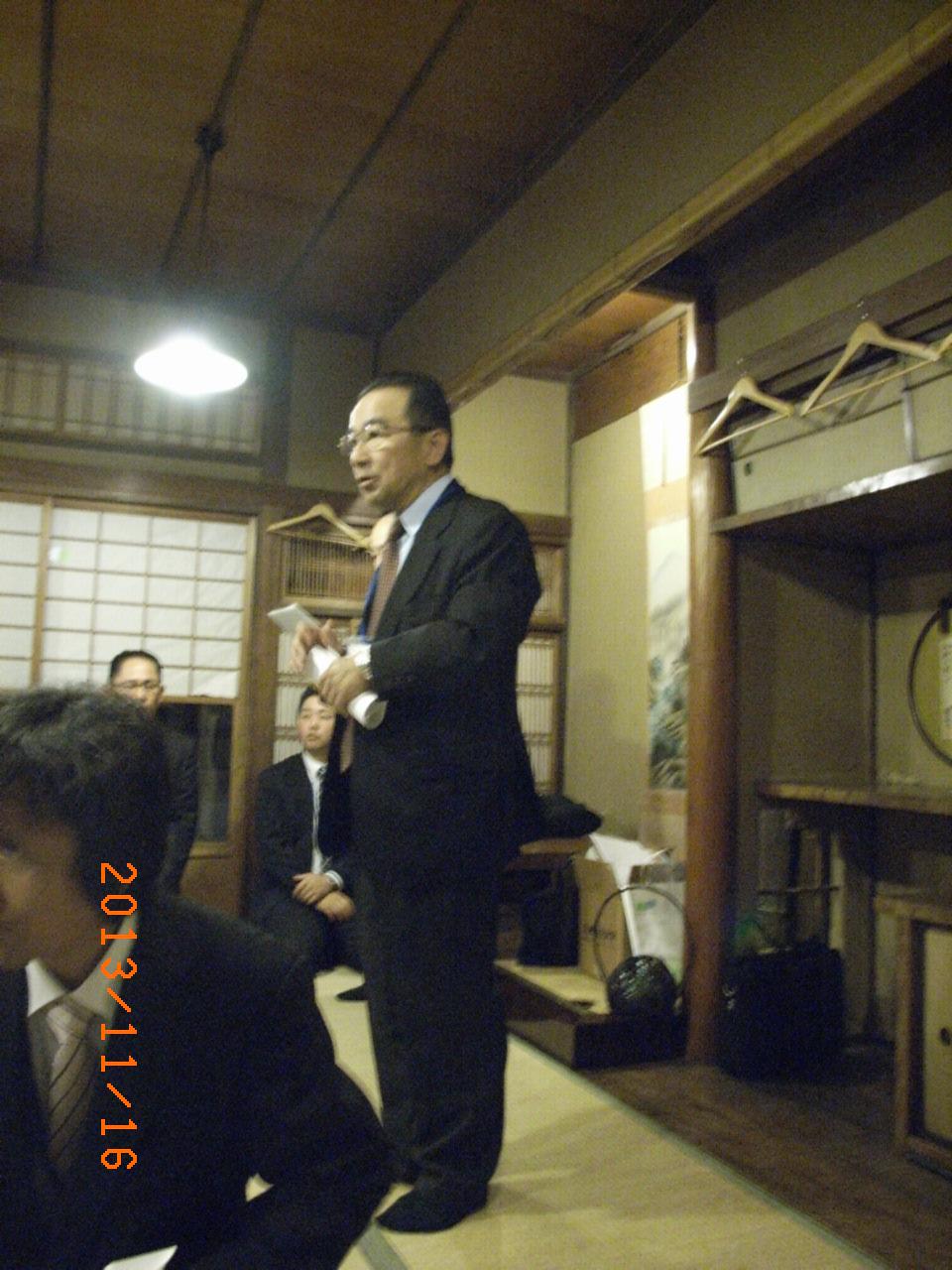 平成25年11月16日(土)広島東部支部総会・懇親会_f0184133_1281362.jpg