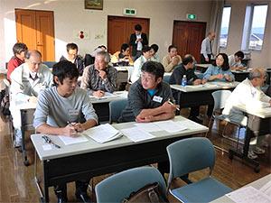 農業支援講習会開かれています~パソナと共催で~_d0247345_1819384.jpg