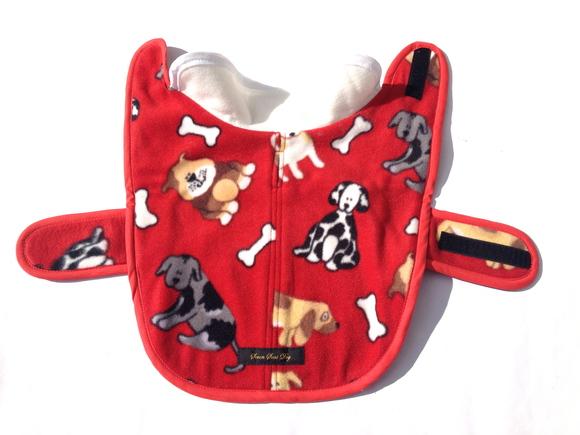 ILKARE Dog Jacket イルカレ ドッグジャケット ドッグ_d0217958_1817742.jpg