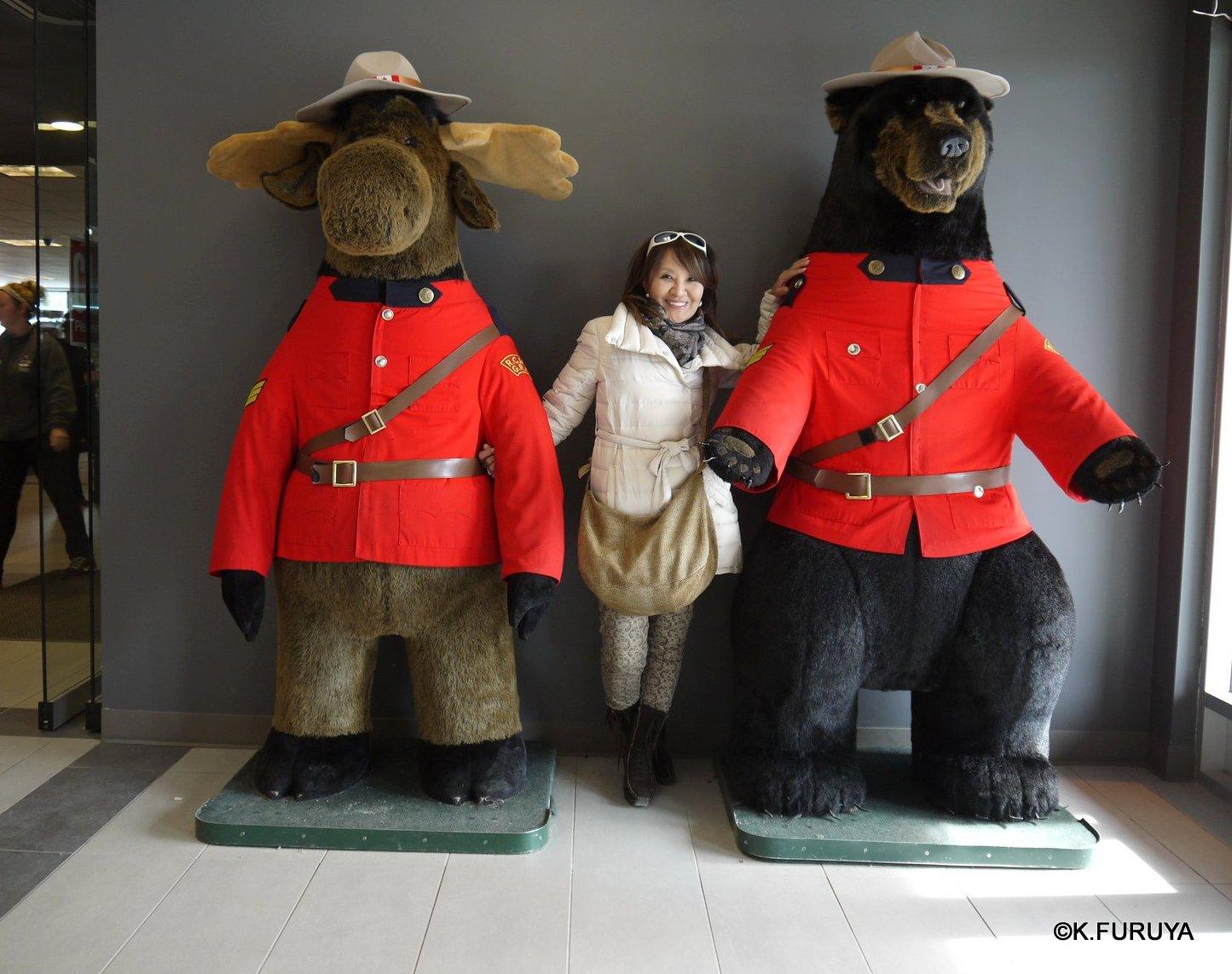 カナダ旅行記 17 バンフへ_a0092659_21582961.jpg