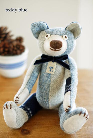 teddy baby Terry  テディ ベイビーテリー_e0253364_12125592.jpg