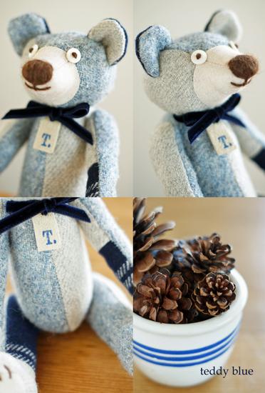 teddy baby Terry  テディ ベイビーテリー_e0253364_12131763.jpg