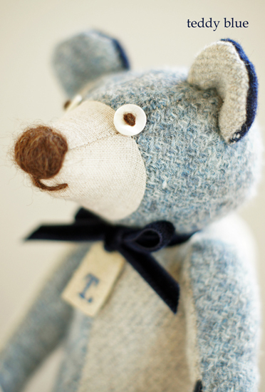 teddy baby Terry  テディ ベイビーテリー_e0253364_1213885.jpg
