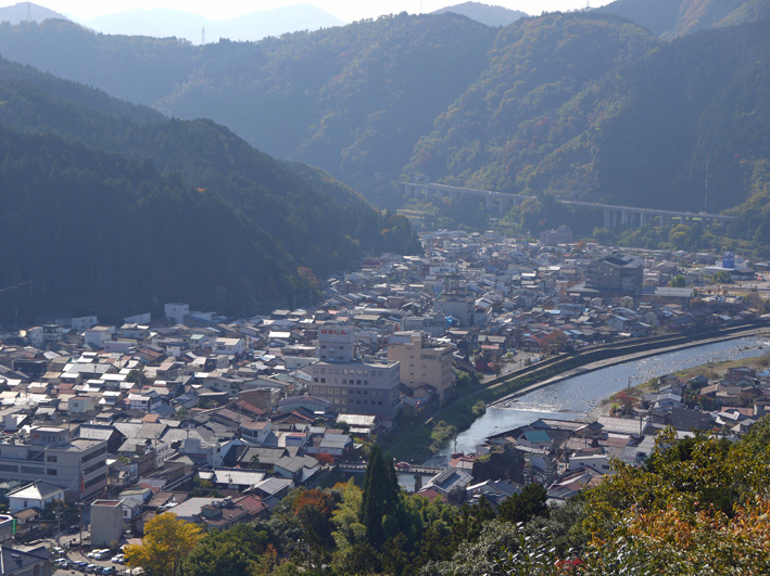 念願だった郡上八幡町へ:団塊サミットin Gifu 2013②_c0014967_8501523.jpg