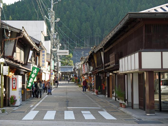 念願だった郡上八幡町へ:団塊サミットin Gifu 2013②_c0014967_934068.jpg