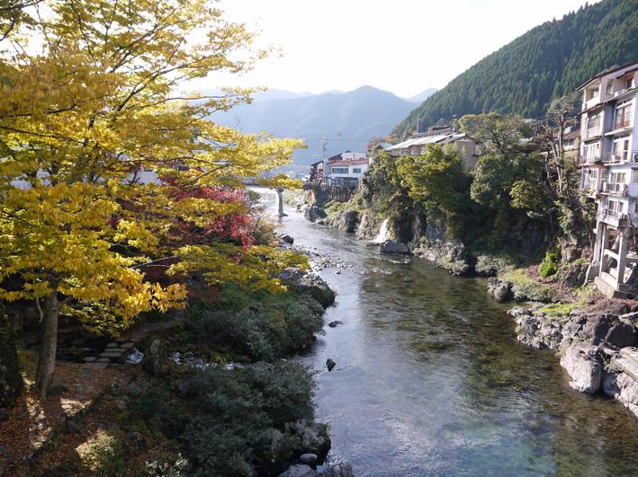 念願だった郡上八幡町へ:団塊サミットin Gifu 2013②_c0014967_973723.jpg