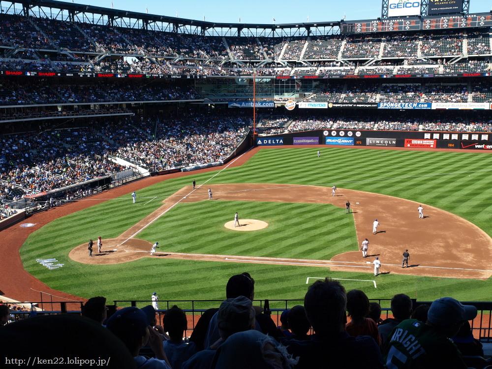 アジアシリーズ楽天は準決勝敗退、統一フィゲロア投手NYメッツ時代の観戦フォト_e0222575_23413691.jpg