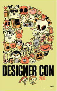 DCon 2013 Official Poster by Christopher Lee_c0155077_19433353.jpg