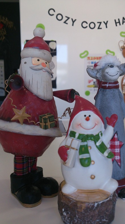 クリスマス装飾_f0172281_1336950.jpg