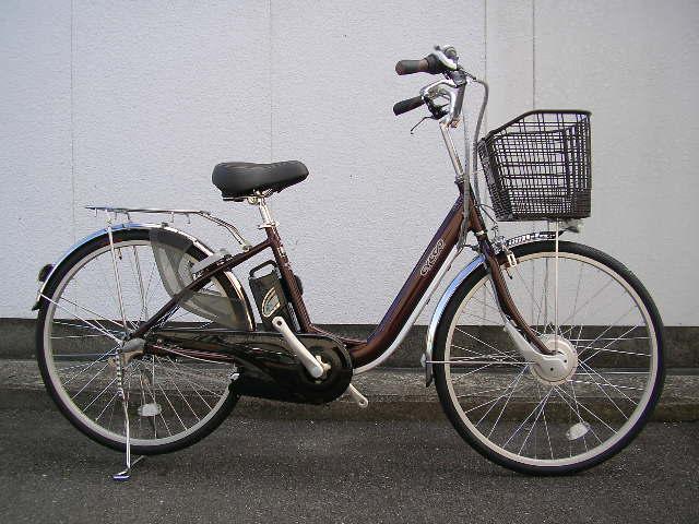 おトクな電動アシスト自転車入荷しました_b0189682_10222296.jpg