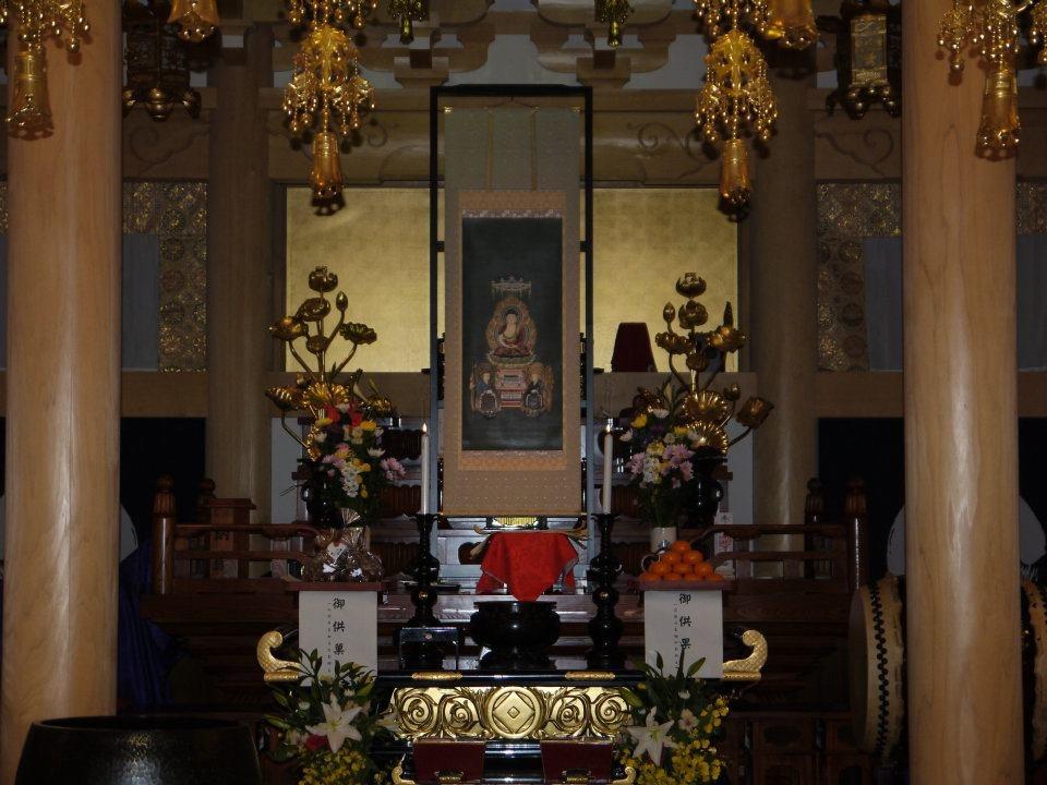 21教区 成道会  大満寺で開催 21年に一回のこと_a0274383_21115732.jpg