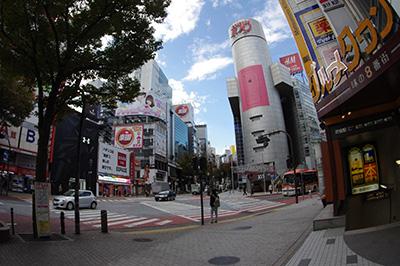 11月19日(火)の渋谷109前交差点_b0056983_11343089.jpg