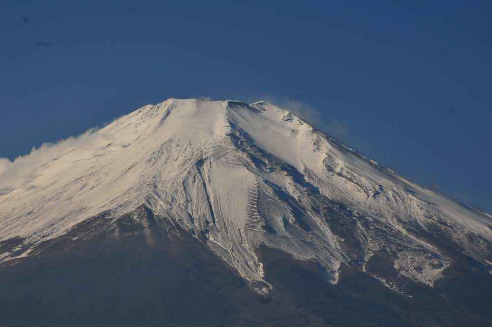 山中湖からの富士_f0202686_20464536.jpg