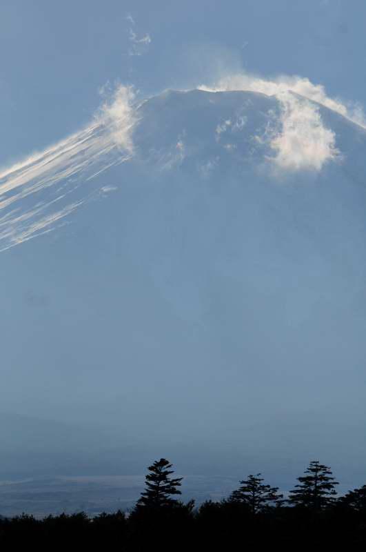 山中湖からの富士_f0202686_2048455.jpg