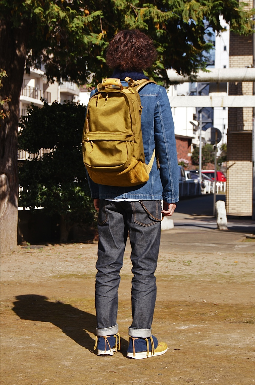 visvim - MUSTARD color coordinate!!_c0079892_20343362.jpg