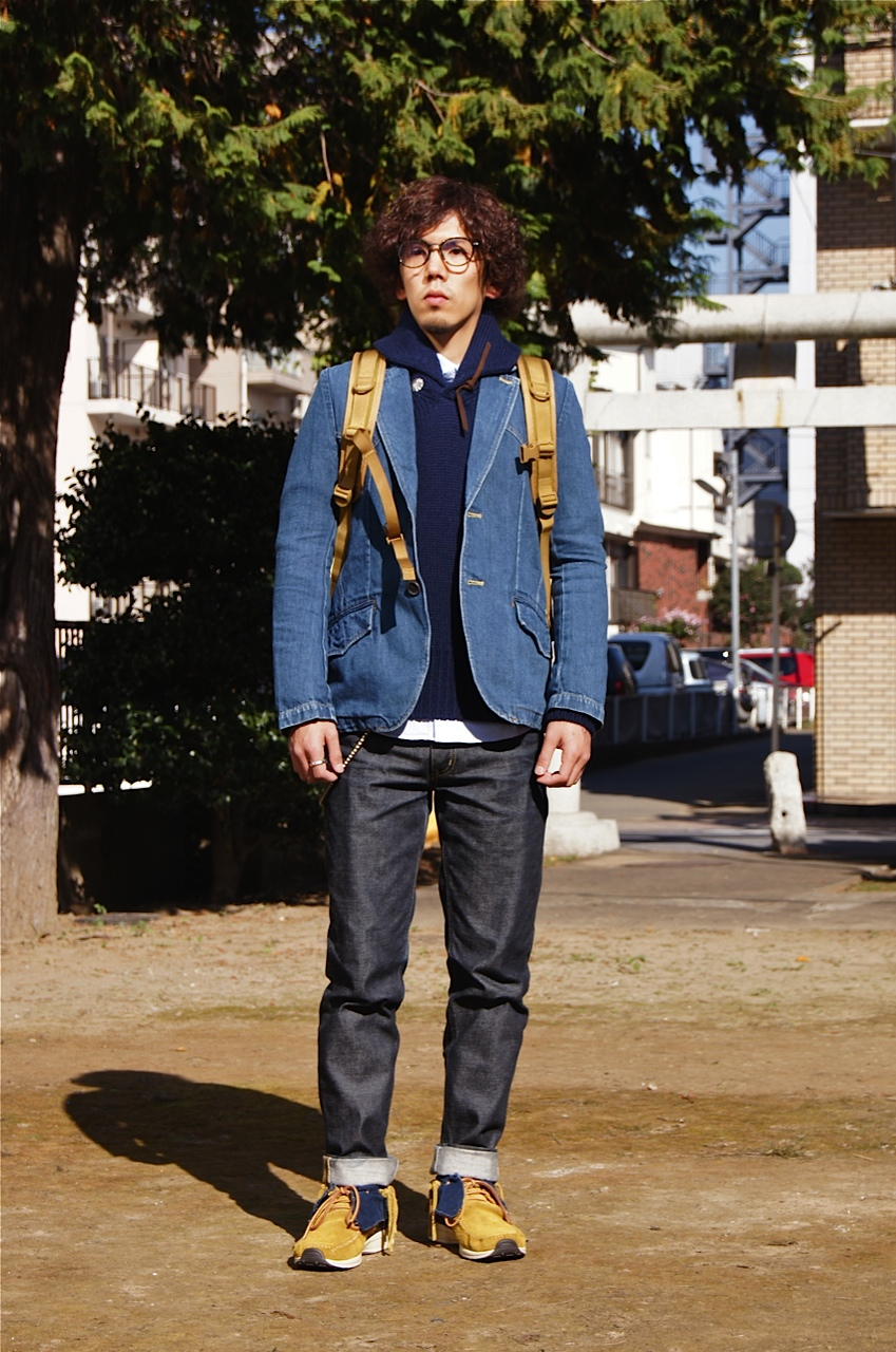 visvim - MUSTARD color coordinate!!_c0079892_20344131.jpg