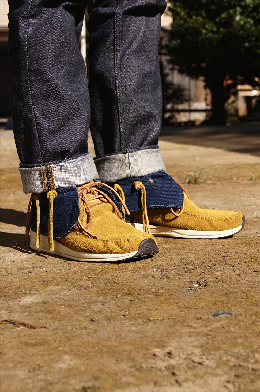 visvim - MUSTARD color coordinate!!_c0079892_20373487.jpg