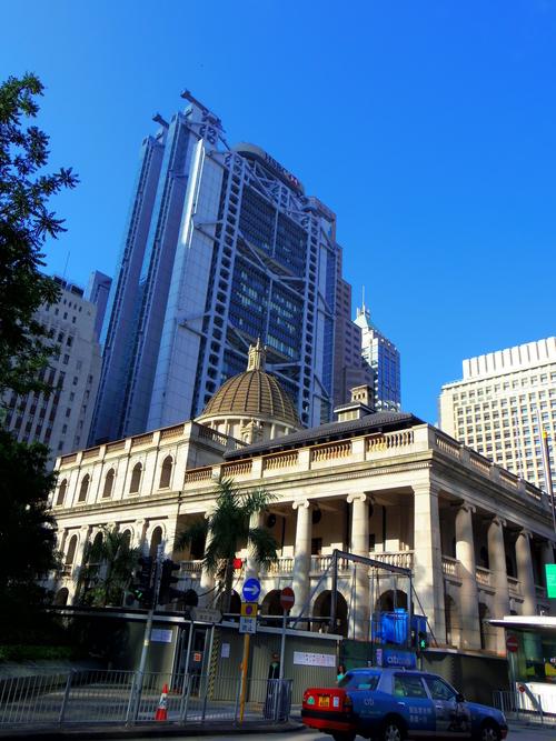 HKUSTのセントラルキャンパス_e0123104_10381368.jpg
