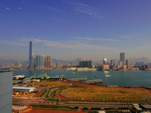 HKUSTのセントラルキャンパス_e0123104_1040505.jpg