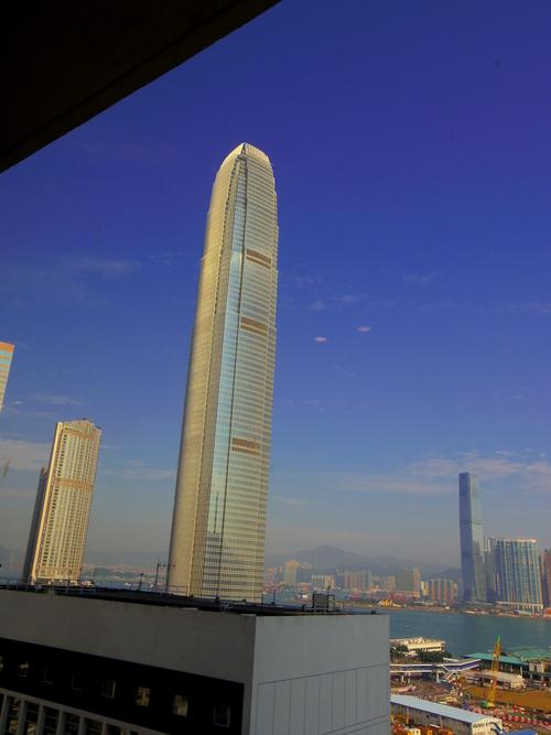 HKUSTのセントラルキャンパス_e0123104_10413635.jpg