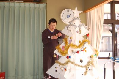 クリスマスツリー☆_a0154110_16402313.jpg