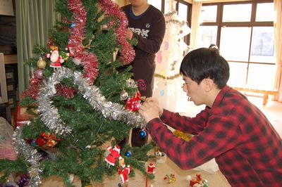クリスマスツリー☆_a0154110_16403376.jpg