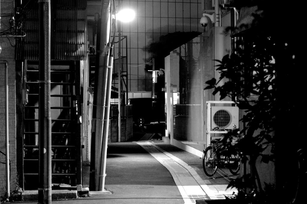 夜へ・・・・酒場のショット_d0065116_19415941.jpg