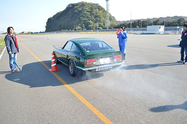 Z Car Fiesta 2013 GRANDRIVE その4_f0157823_671241.jpg
