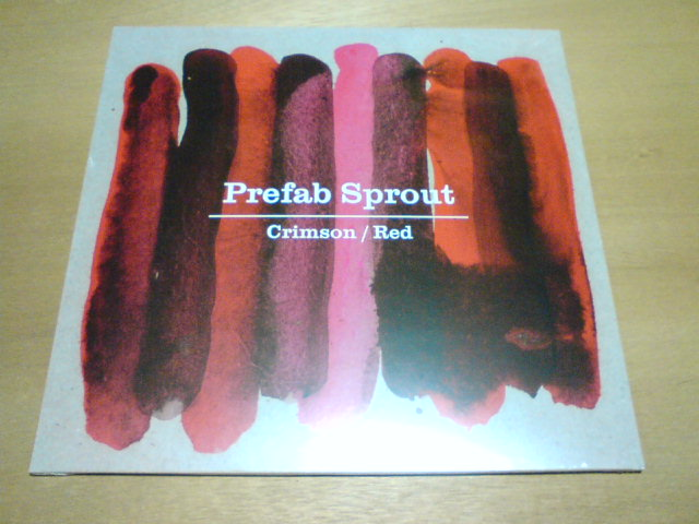 昨日到着レコ 〜 Crimson/Red / Prefab Sprout_c0104445_2310186.jpg