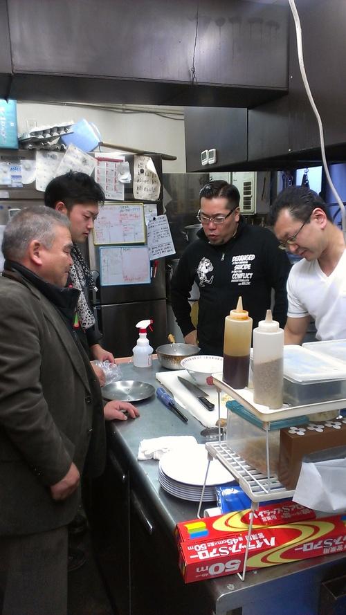 味の札幌大西×麺やゼットン_e0132147_1722625.jpg