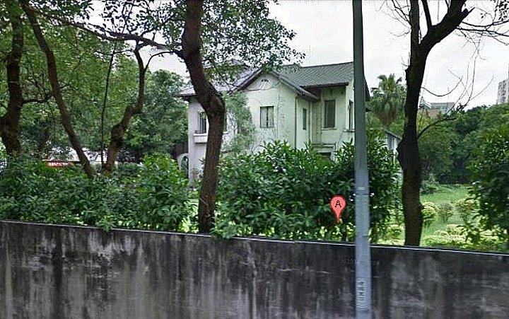 旧台湾電力社長宿舎_c0112559_9325820.jpg
