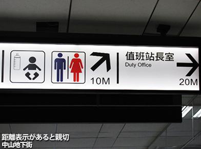 台北交通事情レポート14 <台北の案内サインはとても分り易い3>_c0167961_1114780.jpg