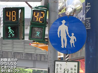 台北交通事情レポート14 <台北の案内サインはとても分り易い3>_c0167961_1122298.jpg