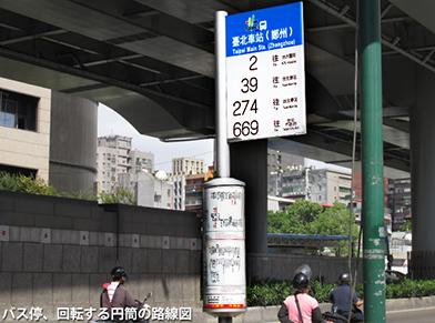台北交通事情レポート14 <台北の案内サインはとても分り易い3>_c0167961_113466.jpg