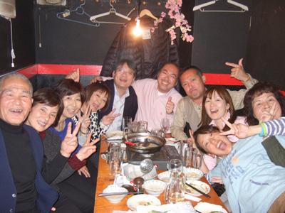 ココ島飲み会!                      新宿_e0184067_0412122.jpg