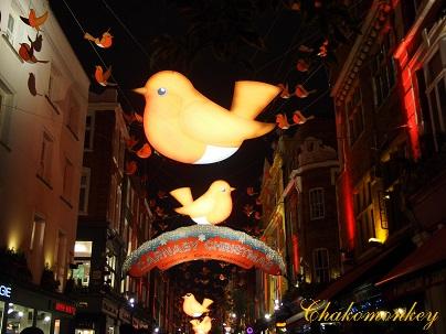 Selfridgesのクリスマス_f0238789_20145482.jpg