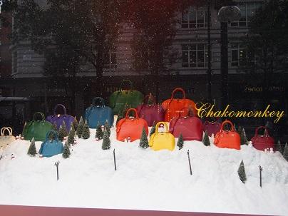 Selfridgesのクリスマス_f0238789_203418.jpg