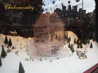 Selfridgesのクリスマス_f0238789_2042375.jpg