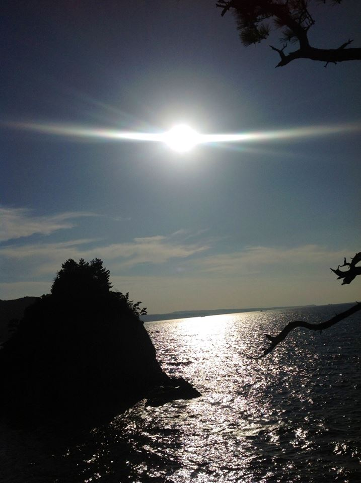 黒曜石の輝き、姫島へ_f0071303_08245498.jpg