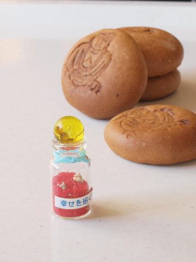 ブレッチェンと北海道チーズ  +修学旅行のお土産_b0254207_2115850.jpg