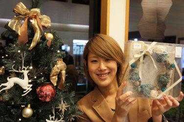 rira..  Christmas&happy new year gift_e0176128_19182032.jpg