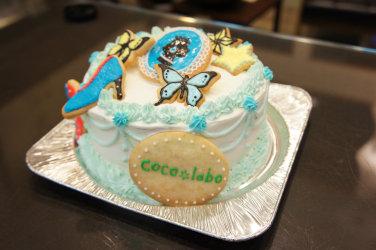 rira..様より7周年お祝いケーキ_e0176128_19481525.jpg