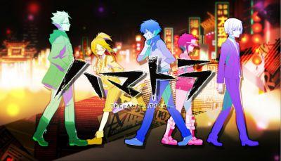 ヤンジャンで連載開始の『ハマトラ』、TVアニメ版はテレビ東京ほかにて1月放送開始_e0025035_124452.jpg