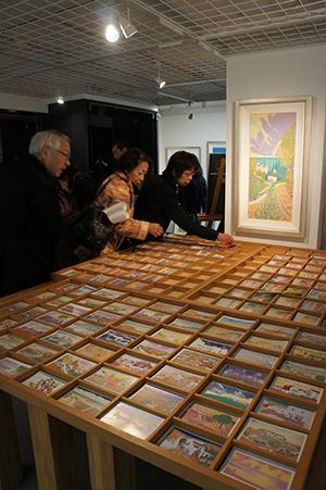 「イシイタカシ情景画の世界」開催中です!_f0171840_1557768.jpg