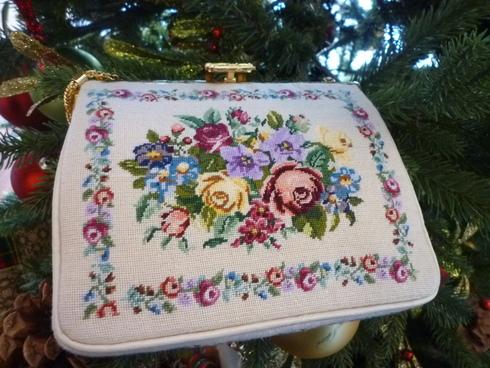 プチポワン の オペラバック。。。クリスマスの夢のような 贈り物☆。。。♡。..。.゚。*・。♬♪*†_a0053662_11125685.jpg