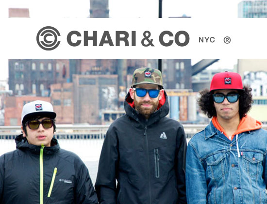 「CHARI & CO NYC Limited Space」_f0208675_18493941.jpg