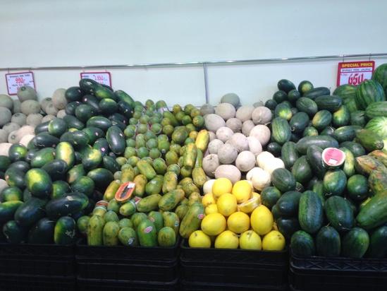 ジャカルタのスーパーマーケット_c0237291_826399.jpg