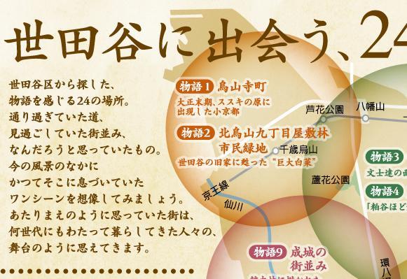 世田谷みどころマップ_c0092197_1362795.jpg