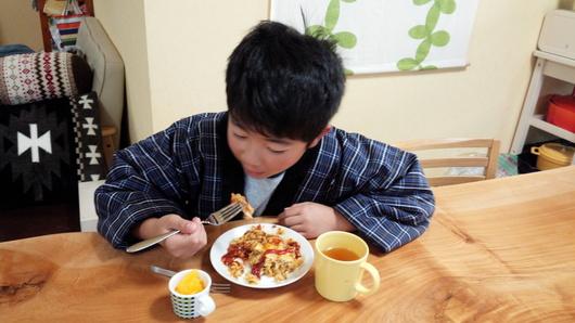 大葉鮭弁当とフィンランド料理_b0171098_8142019.jpg