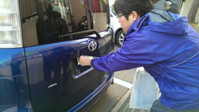☆3台のお車を御納車とさせていただきました!!☆(伏古店)_c0161601_19475124.jpg